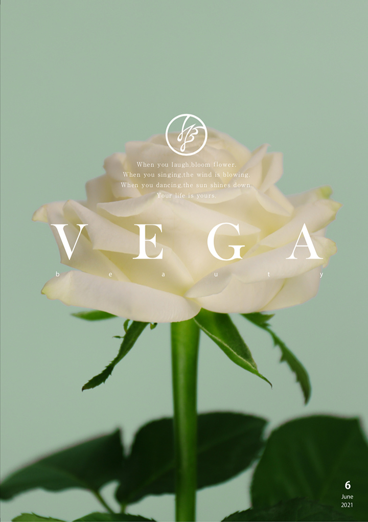 VEGA Beauty 6月号